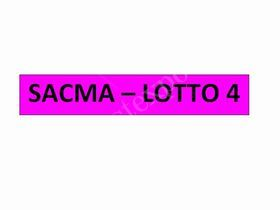 lotto 4 come da elenco allegato